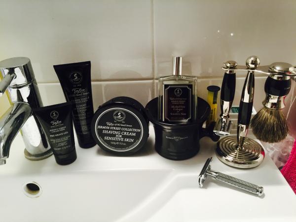 Shaving Family