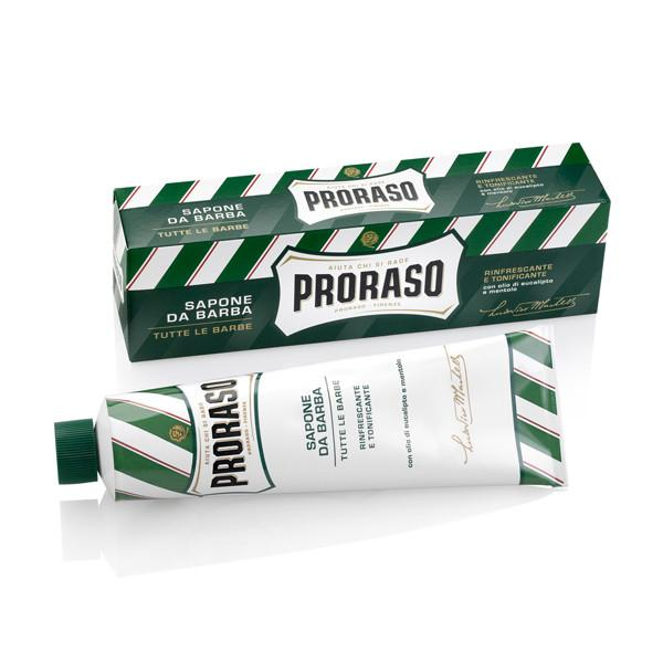 Proraso - Shaving Cream Tube - Green