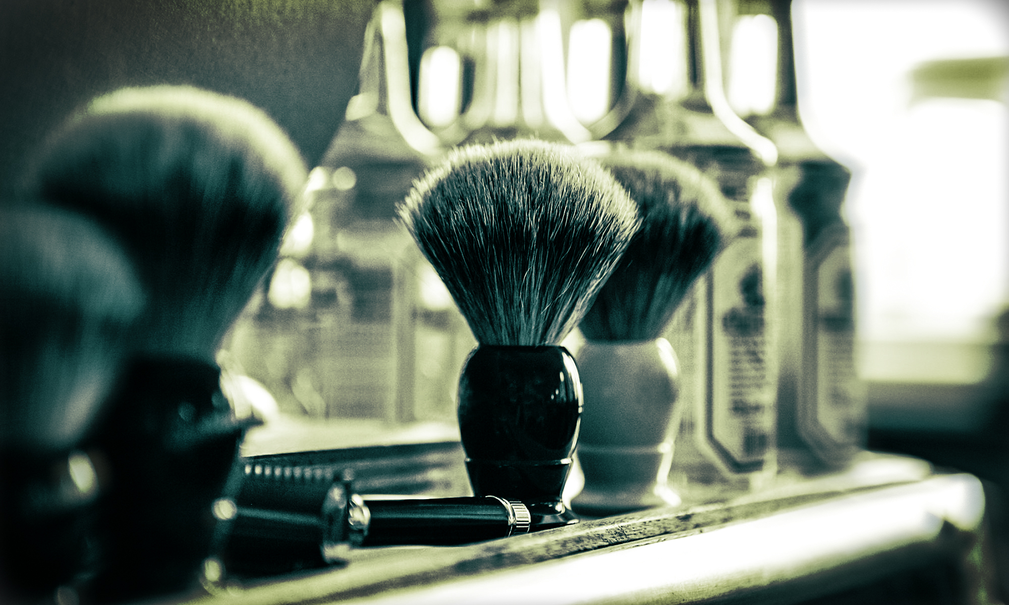 The Shaving Dutchman